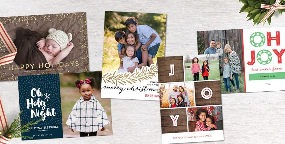 Introducing 2016 Holiday Photo Card Designs! - The Snapfish Blog
