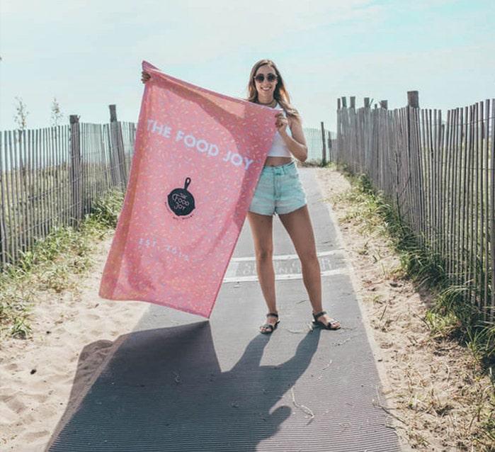 Snapfish Summer Beach Towel