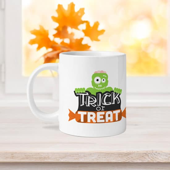 Create creepy Halloween decor with personalised photo gifts